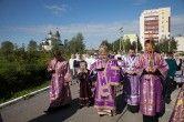 Медовый спас в Нефтеюганском благочинии