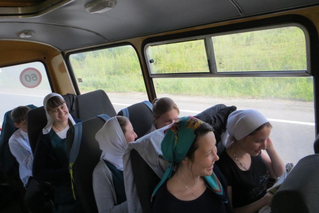 как собраться в 2-ух дневную паломническую поездку