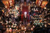 14 марта. Великий канон прп. Андрея Критского в Воскресенском кафедральном соборе, г. Ханты-Мансийск