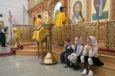 18 декабря. Архипастырский визит в п. Излучинск