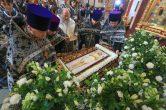 29 апреля. Погребение Плащаницы, Воскресенский кафедральный собор г. Ханты-Мансийск