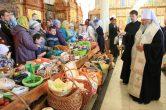 30 апреля. Традиционное посещение митрополитом Павлом храмов г. Ханты-Мансийска в Великую субботу