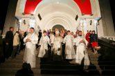 1 мая. Архипастырское служение в праздник Светлого Христова Воскресения, Воскресенский кафедральный собор г. Ханты-Мансийск