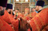 1 мая. Встреча Благодатного огня, Воскресенский кафедральный собор г. Ханты-Мансийск
