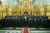 27 декабря. Епархиальное собрание духовенства и мирян, г. Ханты-Мансийск