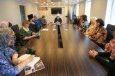 9 апреля. Встреча с директорами и преподавателями школ Сургутского района, пгт. Федоровский