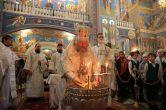 19 января. Архипастырское служение в праздник Крещения Господня, Воскресенский кафедральный собор г. Ханты-Мансийск