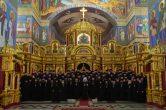 27 декабря. Епархиальное собрание духовенства и мирян Ханты-Мансийской епархии.