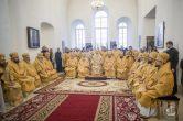 11 ноября. Митрополит Павел принял участие в торжествах по случаю 50-ти летнего юбилея епископа Тихвинского и Лодейнопольского Мстислава.