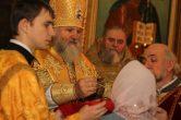 9 октября. Митрополит Павел совершил Божественную Литургию в храме апостола Иоанна Богослова г. Кострома.