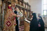 7 мая. Архипастырский визит в женский монастырь иконы Божией Матери «Умиление» г. Сургута.