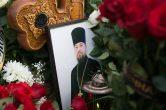 24 марта. Митрополит Павел возглавил чин отпевания и погребения иерея Димитрия Косолапова.