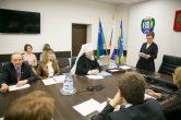 11 мая. Митрополит Павел принял участие в формировании Общественного совета г. Ханты-Мансийска.