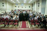 18 декабря. Встреча с учащимися «Белоярской средней общеобразовательной школы № 1» Сургутского района.