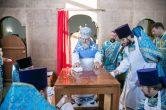 3 сентября. Великое освящение храма в честь мц. Татианы приСургутском государственном университете.