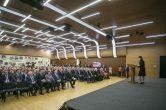 23 ноября. Митрополит Павел принял участие в ежегодном обращении Губернатора Югры Натальи Комаровой к жителям автономного округа.
