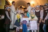 25 мая. Архипастырский визит в п. Горноправдинск, Ханты-Мансийский район.