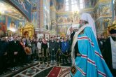 25 мая. Митрополит Павел поздравил выпускников школ г. Ханты-Мансийска.