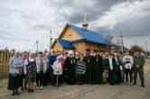 27 мая. Архипастырский визит в п. Сытомино, Сургутского района.