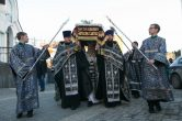 14 апреля. Погребение Плащаницы, Воскресенский кафедральный собор г. Ханты-Мансийск.