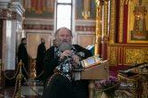 21 марта. Общая исповедь духовенства Ханты-Мансийской епархии.