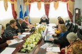 3 мая. Рабочее совещание по вопросу строительства часовни в память жертв политических репрессий в г. Ханты-Мансийске.
