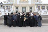 10 октября. Посещение Свято-Троицкого Серафимо-Дивеевского женского монастыря.