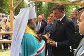 27-30 июля. Визит митрополита Павла в Республику Словению.