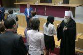 16 января. Встреча с работниками НГДУ «Нижнесортымскнефть»