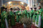 1 апреля. Праздник Входа Господня в Иерусалим, Воскресенский кафедральный собор г. Ханты-Мансийск