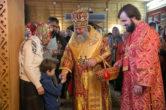 13 апреля. Архипастырский визит в г. Сургут