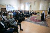20 марта. Встреча с учащимися старших классов гимназии №1 г. Нижневартовска