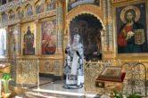 23 марта. Литургию Преждеосвященных Даров в храме в честь вмч. Георгия Победоносца г. Сургута
