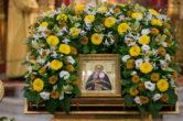 5 ноября. День памяти принесения мощей святителя Нектария Тобольского и Сибирского в Ханты-Мансийскую епархию