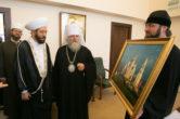 21 сентября. Встреча с Верховным муфтием Сирии шейхом Ахмад Бадреддин Хассуном