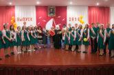 25 мая. Поздравление выпускников Ханты-Мансийской Православной гимназии с последним звонком