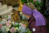 3 декабря. Прибытие ковчега с частью Пояса Пресвятой Богородицы и частицей мощей праведной Анны в Ханты-Мансийскую епархию