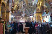 17-23 декабря. Группа духовенства и мирян посетила Святую Землю