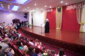 12 мая. Приветствие участников фестиваля «Пасха Красная» в г. Ханты-Мансийске