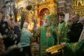 21 апреля. Праздник Входа Господня в Иерусалим, Воскресенский кафедральный собор г. Ханты-Мансийск