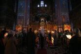 11 марта. Великий канон прп. Андрея Критского в Воскресенском кафедральном соборе, г. Ханты-Мансийск