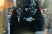 15 марта. Литургия Преждеосвященных Даров в женском монастыре иконы Божией Матери «Умиление» г. Сургута