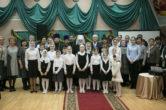 12 января.«Рождественская встреча» в пгт. Излучинск