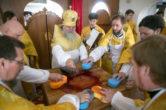 12 июля. Великое освящение храма в д. Ярки Ханты-Мансийского района