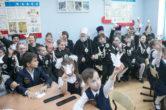 16 января. Открытый урок в школе п. Салым по курсу «Социокультурные истоки»