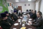 17 января. Встреча с руководством г. Пыть-Яха