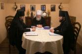 12 апреля. Архиерейский совет Ханты‐Мансийской митрополии
