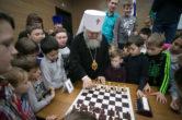 11 мая. VI епархиальный Пасхальный турнир по шахматам в Ханты-Мансийске