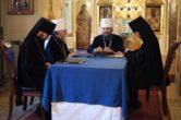 2 сентября. Состоялось заседание Синода Патриаршего экзархата Юго-Восточной Азии