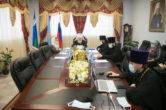 24 декабря. Епархиальное собрание духовенства и мирян Ханты-Мансийской епархии
